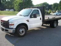 Options Included: This is a 1 Owner 2 Wheel Drive F-350