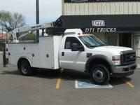 Great Running Diesel Service Truck With only 74 242