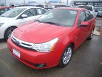2008 Ford Focus 4dr Sedan Our Location is: Lithia Ford
