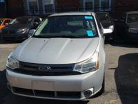 2008 FORD FOCUS 4CYL. SEDAN 4D SE $990.00 DOWN $72.26