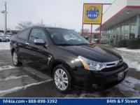 2008 FORD Focus COUPE Our Location is: H & H Chevrolet