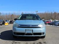 Just Reduced! Blue 2008 Ford Focus Duratec 2.0L I4 DOHC