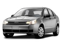 This 2008 Ford Focus 4dr 4dr Sedan SES features a 2.0L