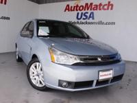 2008 Ford Focus Sedan SES Our Location is: AutoMatch