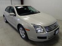 This '08 Fusion is an excellent choice among midsized