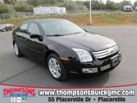 Nicely Equipped!........ 2008 Ford Fusion