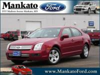 2008 Ford Fusion, local trade in, well taken care of,