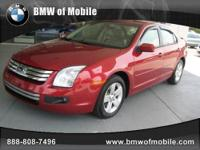 BMW of Mobile presents this CARFAX 1 Owner 2008 FORD