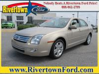 This 2008 Ford Fusion 4dr Sdn V6 SEL FWD is offered to