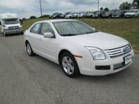 Very clean two-owner 2008 Ford Fusion SE 4-cylinder