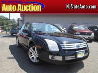 This 2008 Ford Fusion 4dr SEL Sedan features a 3.0 L V6