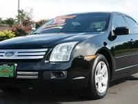 You have to check out this 2008 Ford Fusion! This sedan