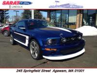 This 2008 Ford Mustang GT Deluxe is offered to you for