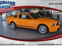 Mustang Shelby GT500. Come to the experts! American