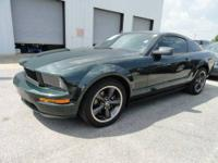 More than just a show pony, the 2008 Ford Mustang