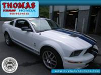Low Miles!! Shelby GT500!! This Mustang has a clean