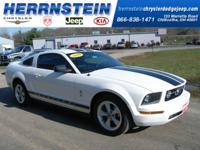 Options Included: 2 Doors;210 Horsepower;4.0 Liter V6
