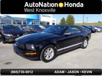 2008 Ford Mustang Our Location is: AutoNation Honda