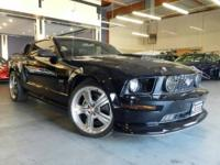 This Mustang is AWESOME TO DRIVE and is In IMMACULATE