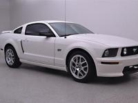 **Midway Certified** 2008 Ford Mustang with a 4.6L V8 .