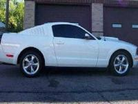 2008 Ford Mustang This high performance coupe has