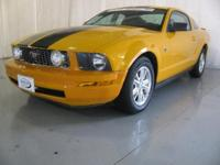 Options Included: Rear Wheel Drive, Aluminum Wheels,