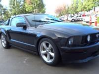 GT Premium trim, Black exterior. Leather, Multi-CD