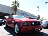 Options:  2008 Ford Mustang 2Dr Cpe Gt
