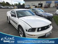 Rare 2008 Ford Mustang California Special,( Performance