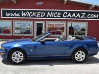 2008 Ford Mustang, GT Premium 2dr Convertible, It comes