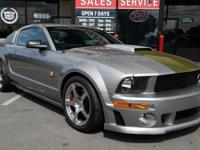 2008 Ford Mustang GT Roush P-51A #28 of 151! WE
