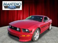 Exterior Color: red, Body: Coupe, Engine: 4.6L V8 24V