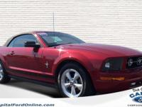 Snag a score on this 2008 Ford Mustang Premium before
