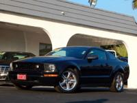 This 2008 Ford Mustang 2dr 2dr Coupe Premium features a