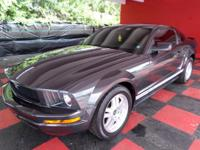 Options:  2008 Ford Mustang Come See Our Wide Selection