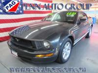 Options:  2008 Ford Mustang V6 Premium|Our