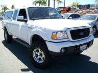 2008 FORD Ranger Check the CARFAX...one owner! Priced