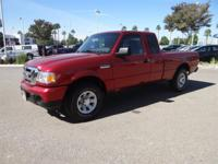 Exterior Color: maroon / black, Body: Extended Cab