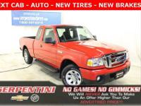 EXT CAB - AUTOMATIC - SERVICED HERE - NEW TIRES - NEW