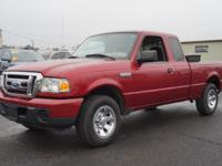 Exterior Color: redfire metallic, Body: Extended Cab
