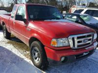 2008 Ford Ranger XLT. Serving the Greencastle,