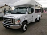 1 OWNER! 2008 E350 PASSANGER/WHEEL CHAIR VAN, ONLY 85K