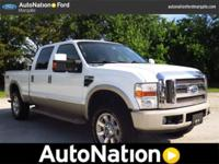 2008 Ford Super Duty F-250 SRW Our Location is: