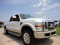 THIS 2008 FORD F-250 KING RANCH JUST CAME IN. THIS 6.4L