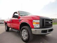 THIS 2008 FORD F250 JUST CAME IN. THIS FORD F250 HAS