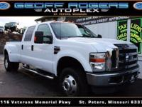 (636) 486-1907 ext.1011 Our 2008 Super Duty Ford F-350