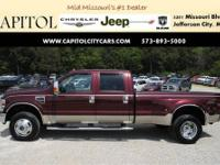 Look at this 2008 Ford Super Duty F-350 DRW . It has a