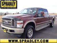 2008 Ford Super Duty F-350 SRW Crew Cab Pickup King