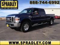 2008 Ford Super Duty F-350 SRW Crew Cab Pickup - Short