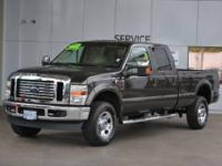 This 2008 Ford Super Duty F-350 SRW 4WD CREW CAB 156